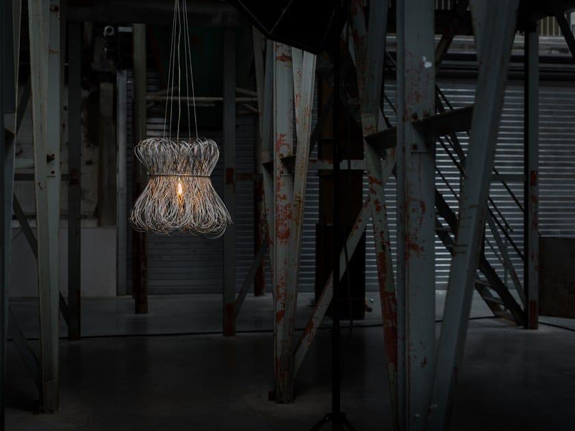 LED metal pendant lamp CLOCHE | Pendant lamp by Quasar