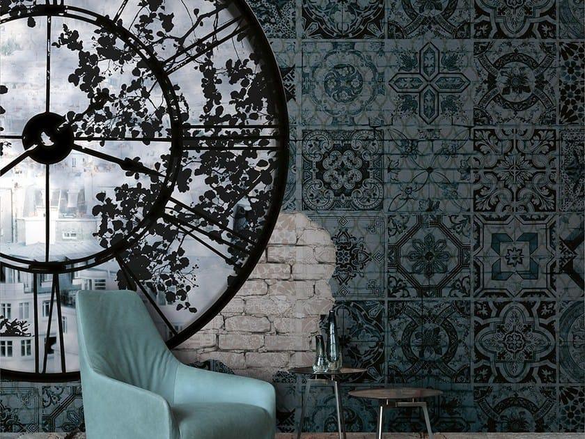 Wallpaper CLOCK Design Collection By Adriani e Rossi edizioni