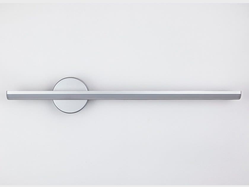 LED aluminium wall lamp CLOCK by Ledevò