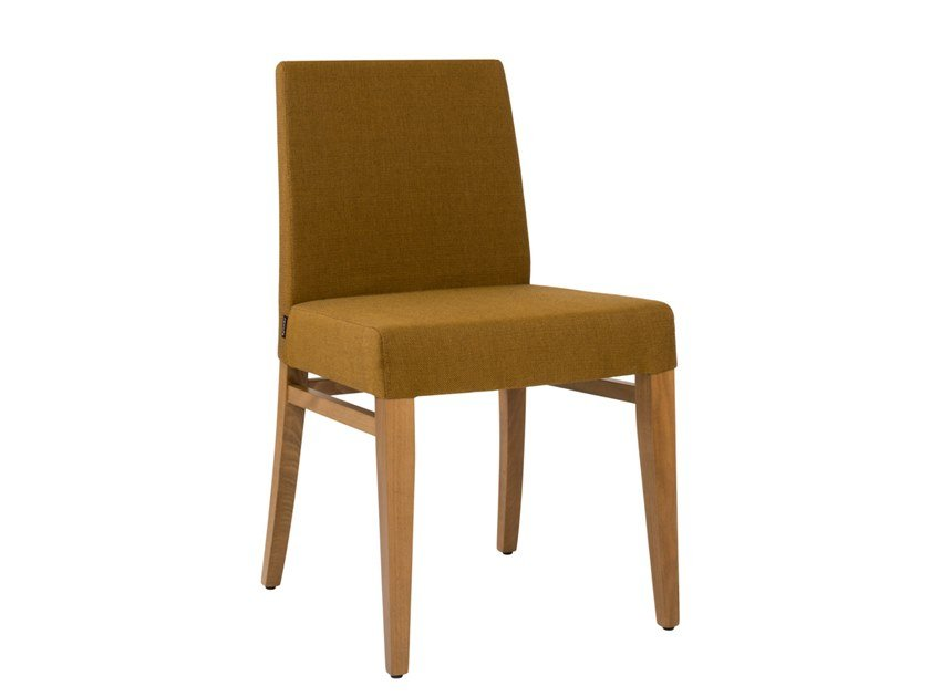 Upholstered fabric chair CLOE SE01 by New Life