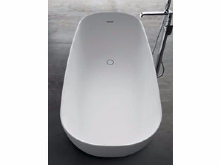 Freestanding oval bathtub CLOE SYSTEM | Oval bathtub by RAB Arredobagno
