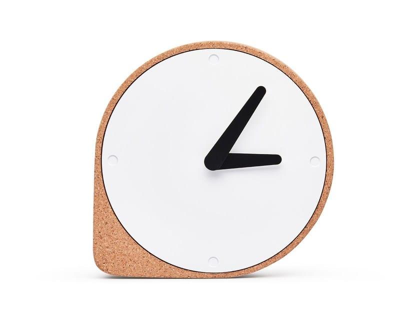 Cork clock CLORK by Puik