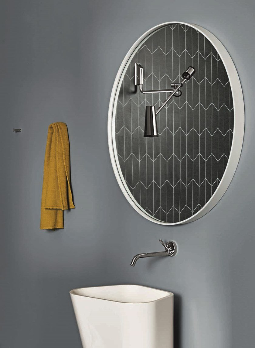 CLOSER | Miscelatore per lavabo a muro