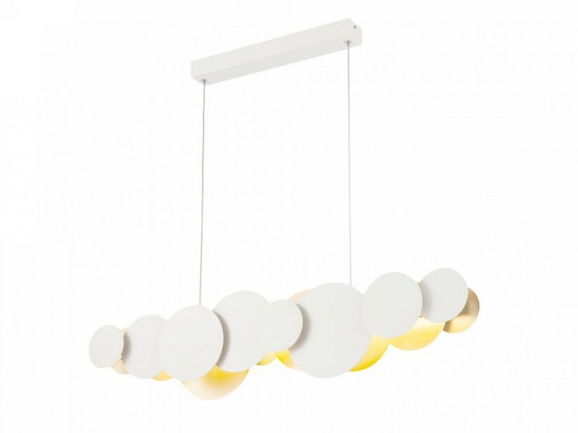 LED aluminium pendant lamp CLOUD by MAYTONI