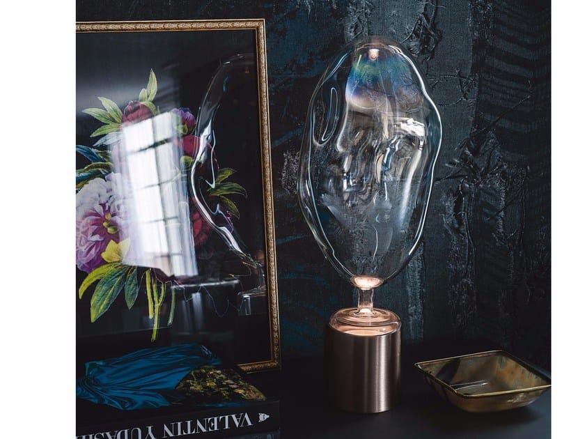Crystal table lamp CLOUD   Table lamp by Cattelan Italia