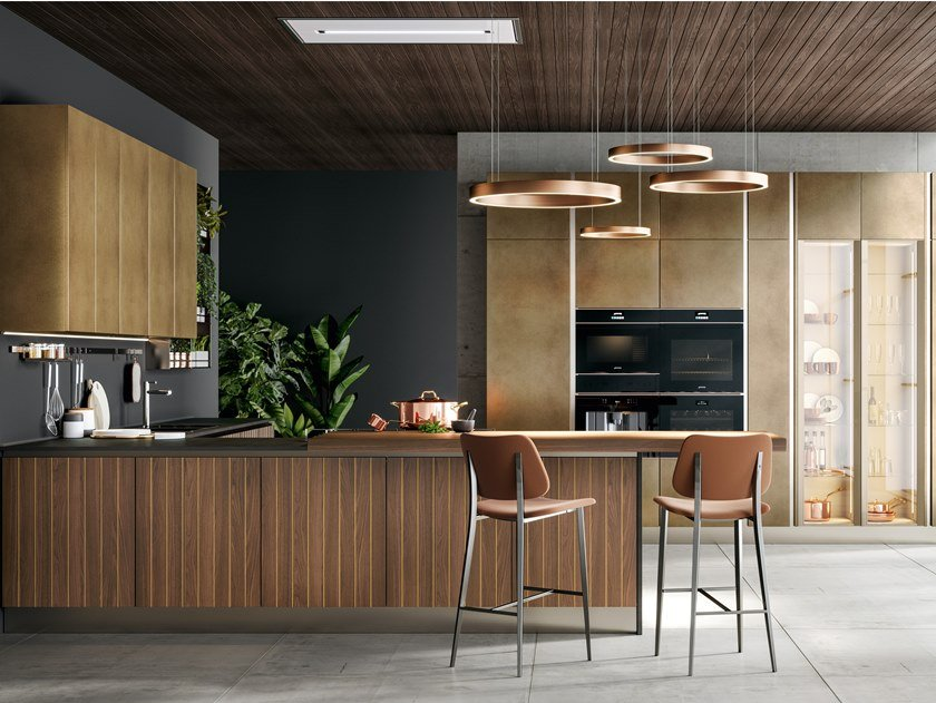 Cucina componibile CLOVER 02 by Cucine Lube