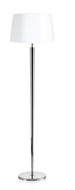 Contemporary style metal floor lamp CLUB FL by ENVY