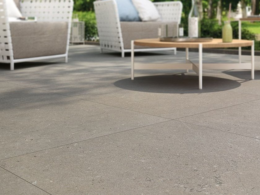 Porcelain stoneware wall/floor tiles with stone effect CLUNY - ARGEROT by COTTO D'ESTE