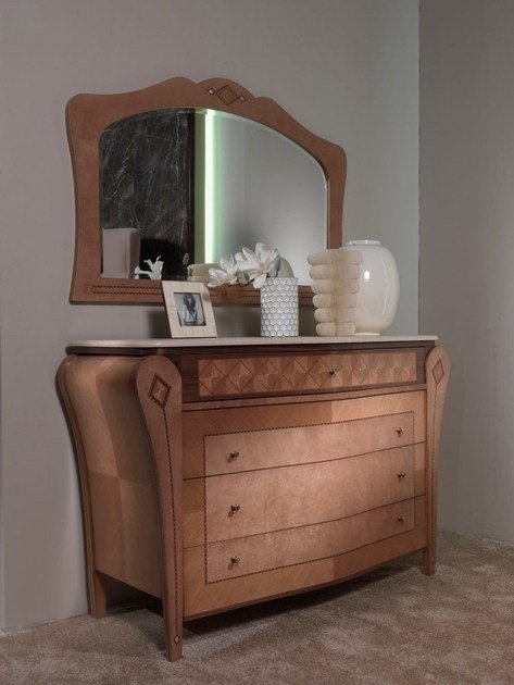Chest of drawers CO26 by Carpanelli Classic
