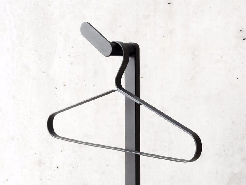 Painted Metal Clothes Hanger Coat Hanger 0118 By Schonbuch