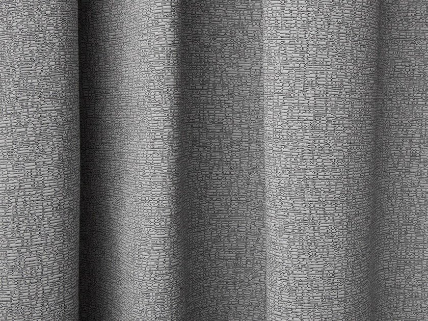 Acoustic fire retardant fabric for curtains COBAIN By Equipo DRT