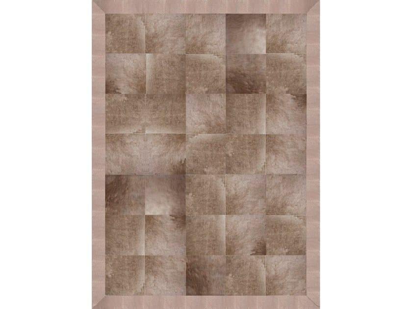 Cowhide rug COBRA by Miyabi casa