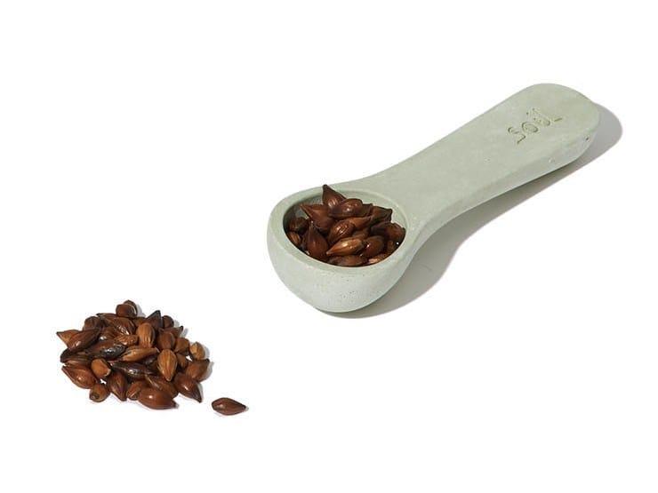 Cucchiaino da tè in diatomite COCHA-SAJI by soil