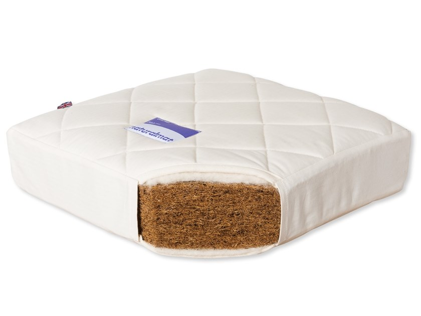 Breathable mattress COCO MAT by Naturalmat