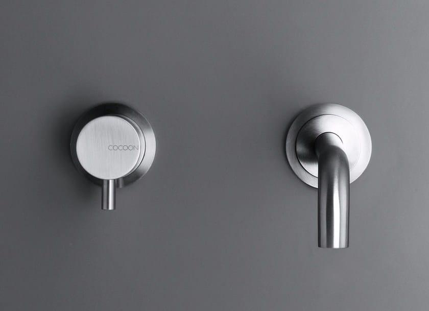 2 hole washbasin mixer COCOON MONO SET 01 by COCOON