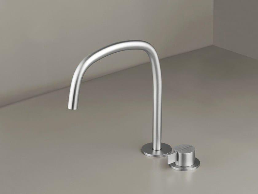 Miscelatore per lavabo da piano monocomando con bocca orientabile COCOON PB SET11 by COCOON