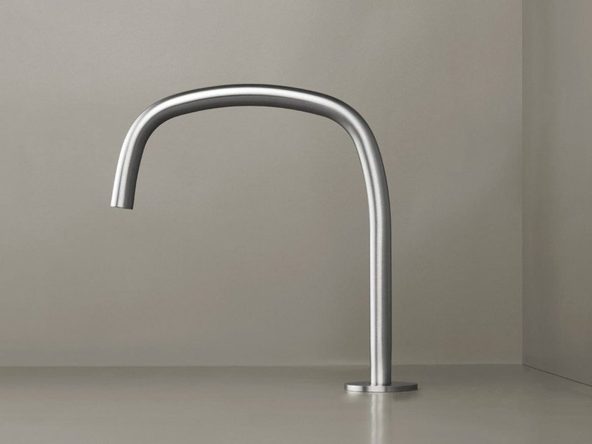 Deck-mounted spout COCOON PB11 by COCOON