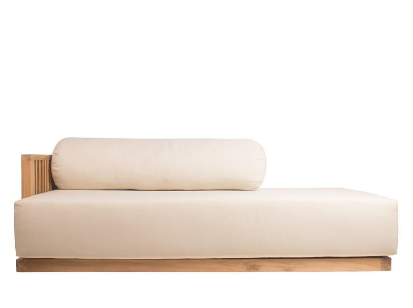 Garden sofa CODE | Garden sofa by Il Giardino di Legno