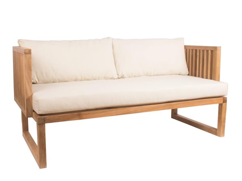 CODE | Teak garden sofa