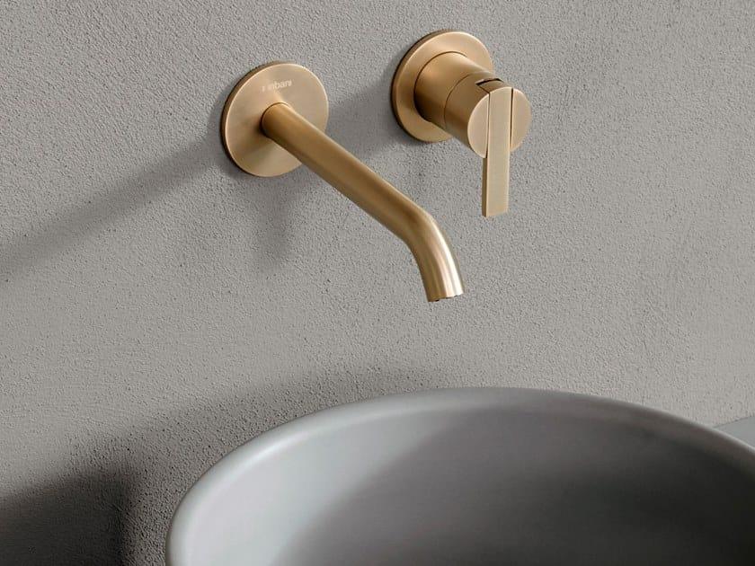 CODE | Wall-mounted washbasin tap
