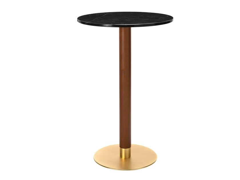 Round contract table COGNAC by Wiener GTV Design