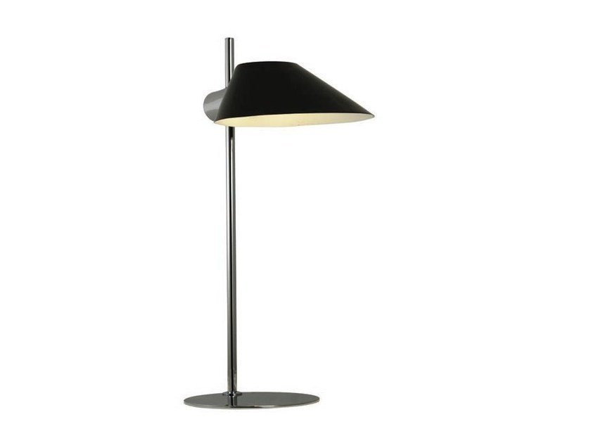Direct light adjustable metal table lamp COHEN | Table lamp by Aromas del Campo