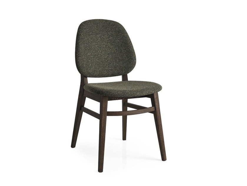 Upholstered fabric chair COLETTE by Calligaris