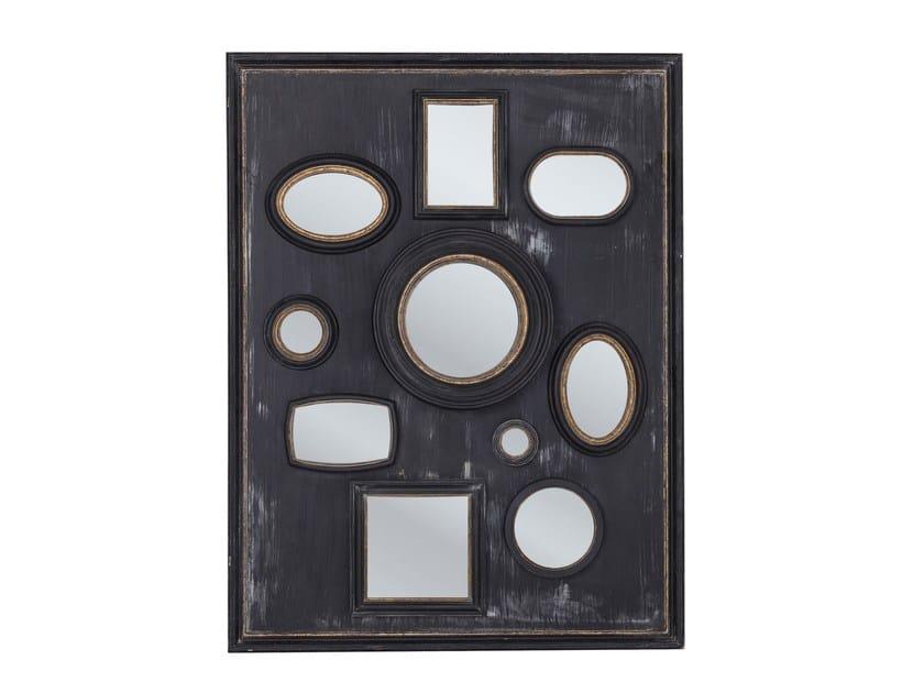Specchio rettangolare a parete con cornice COLLAGE FRAME by KARE-DESIGN