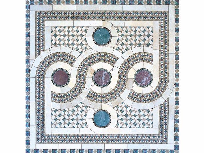 Marble mosaic COLLEZIONE VENEZIA - RIALTO by Lithos Mosaico Italia