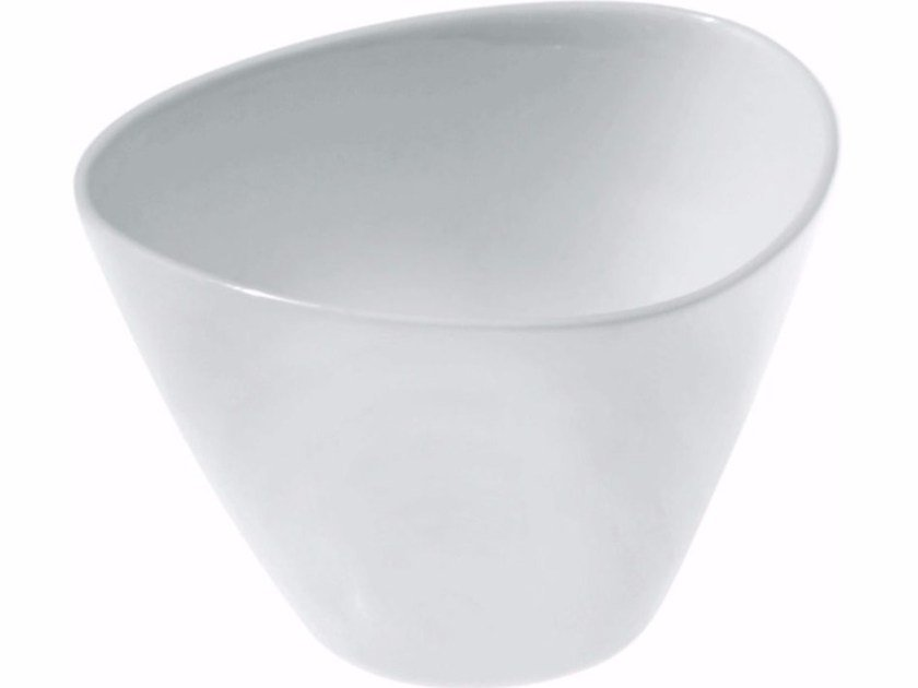 Porcelain cup COLOMBINA | Cup by Alessi