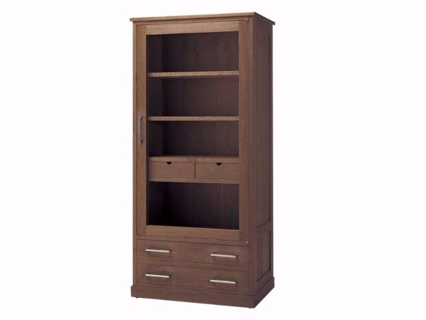 Wooden display cabinet COLONIA SMALL by Riva 1920