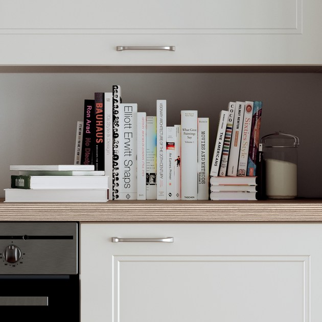 Fitted Kitchen Colony Scavolini Easy Line By Scavolini