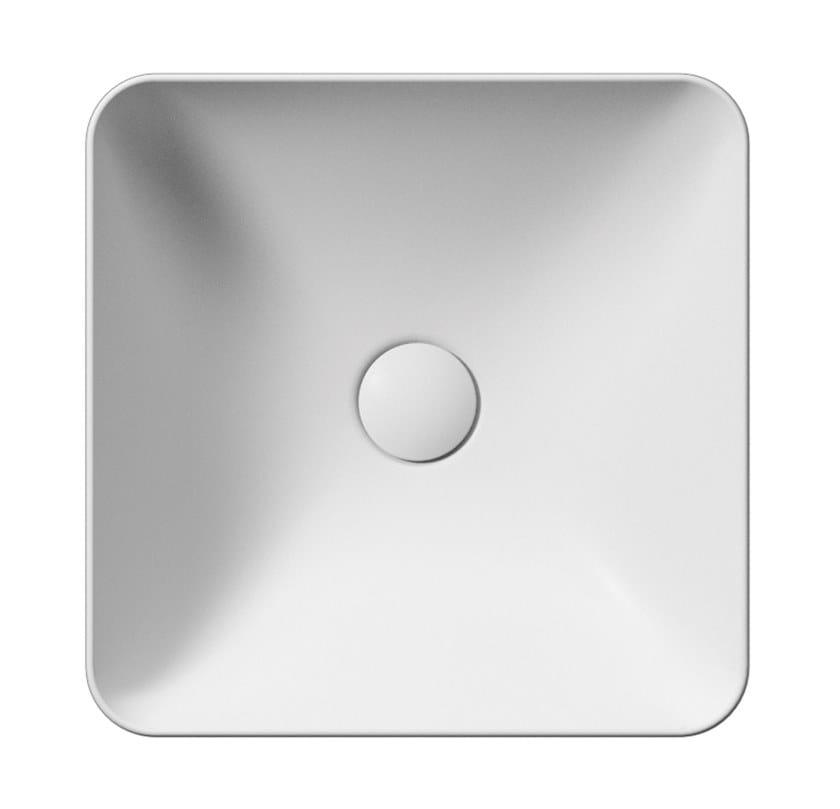 COLOR ELEMENTS 38X38 | Lavabo quadrato 885009
