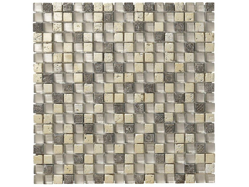 Marble mosaic COLORADO by BOXER