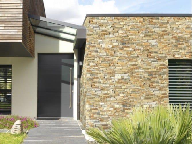 Rivestimento in pietra naturale COLORADO by Matiera
