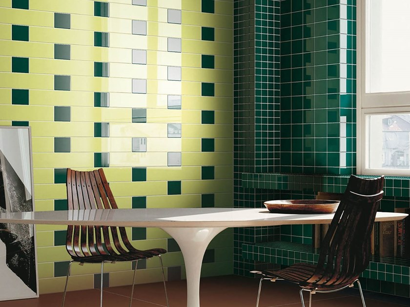 Indoor double-fired ceramic wall tiles COLORE & COLORE by Ceramica Bardelli