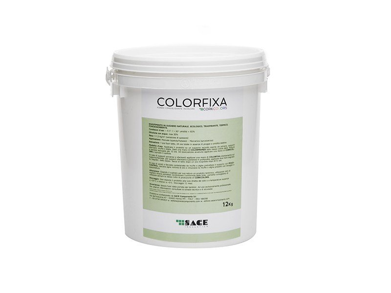 Base coat and impregnating compound for paint and varnish COLORFIXA by Sace Components