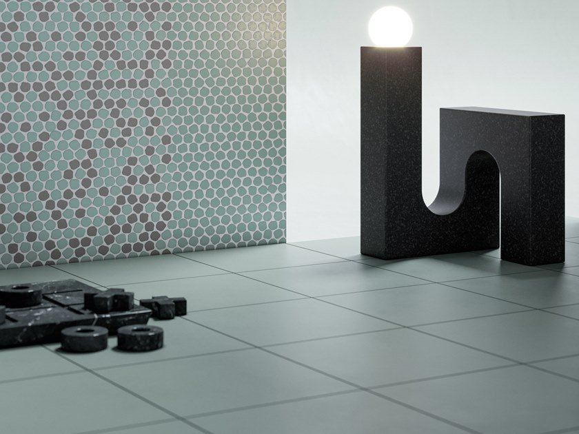 Pavimento in gres porcellanato smaltato COLOURS by DECORATORI BASSANESI