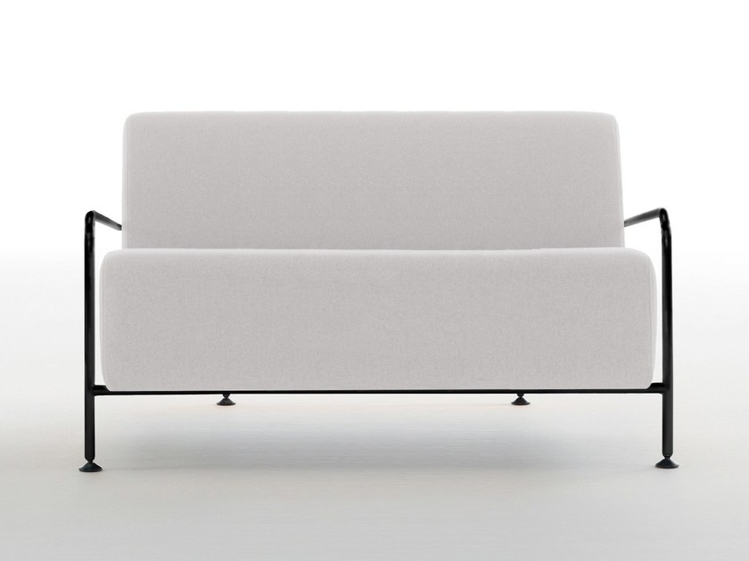 2 seater sofa COLUBI | Sofa by Viccarbe