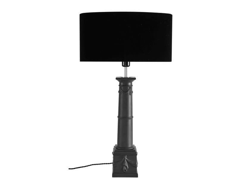 Lampada da tavolo in porcellana COLUNA | Lampada da tavolo by Vista Alegre