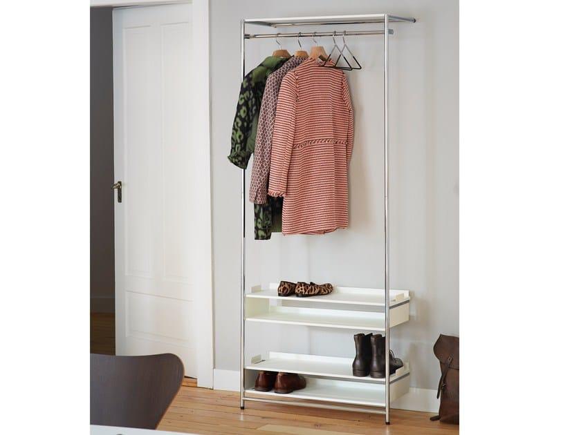 Steel coat rack COMBA by MOX