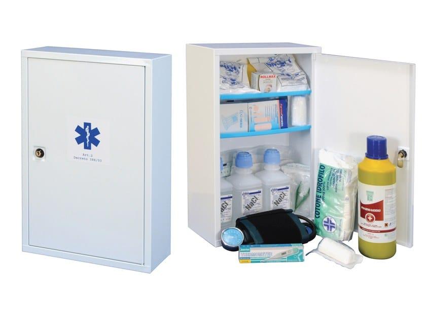 First Aid cabinet COMBIMEDIUM by R.M. MANFREDI