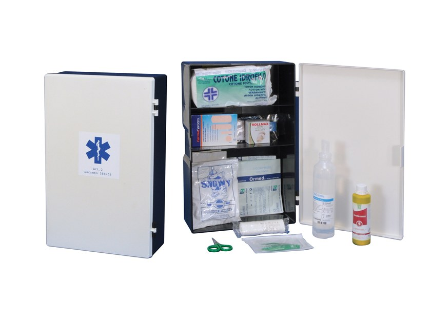 First Aid cabinet COMBISMALL by R.M. MANFREDI