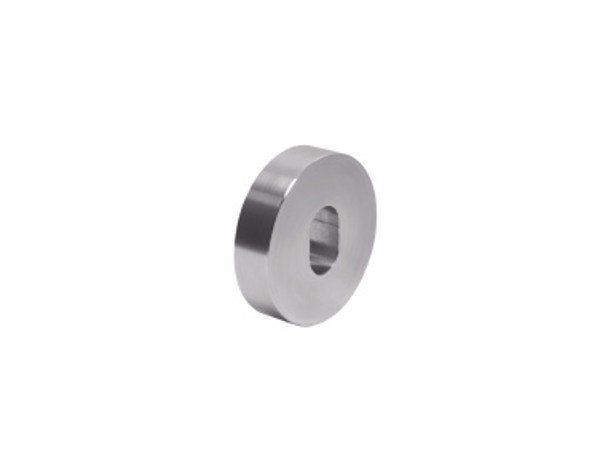 Brushed steel Nut COMBO D by Nuova Oxidal