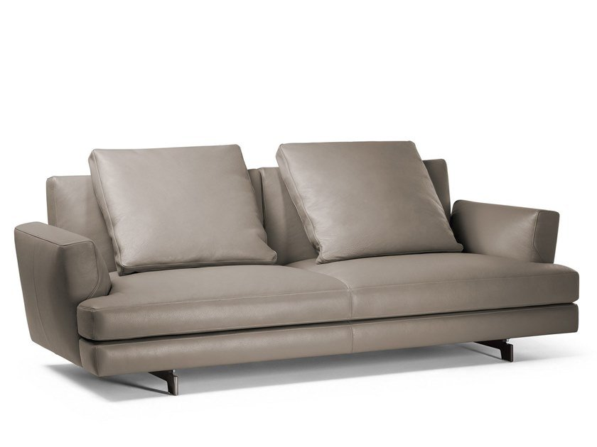 Divani In Pelle Bari.Come Together Leather Sofa The Collection Sofa And