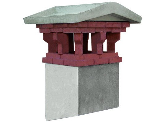 Chimney for roof CONDOR by MONIER