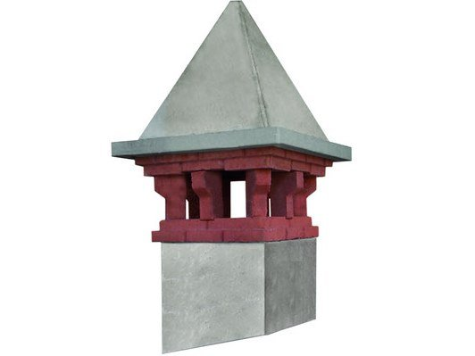 Chimney for roof GRIFONE by MONIER