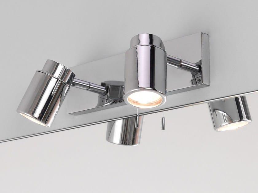 Wall-mounted multiple round steel spotlight COMO | Wall-mounted spotlight by Astro Lighting