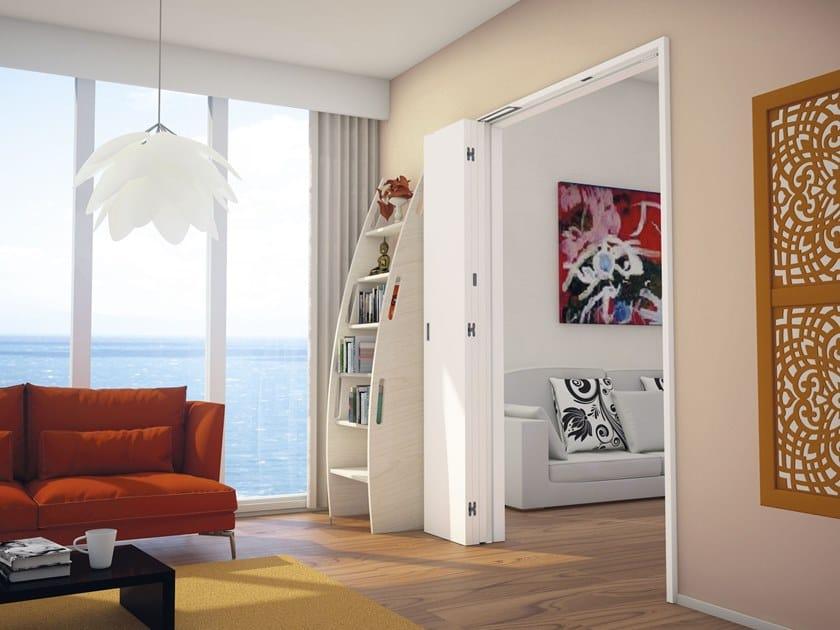 Ferramenta per porta COMPACK LIVING® 180 su 3 ante by CELEGON