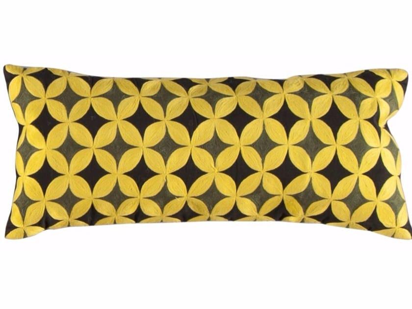 Motif rectangular cushion COMPAS | Rectangular cushion by Toulemonde Bochart